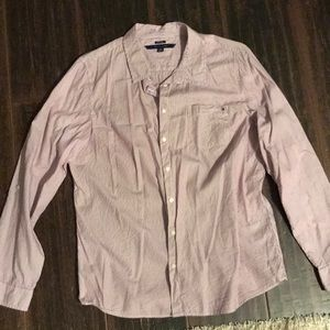 Classic cut Tommy Hilfiger button up
